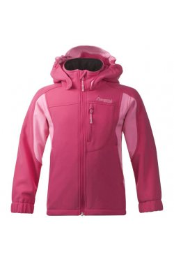 Bergans Куртка REINE KIDS Hot Pink/Lollipop 6938