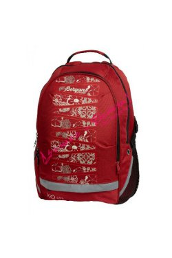 Bergans Рюкзак 25L XO 3525 Wildflowers Burgundy