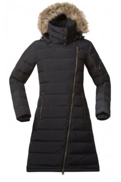 Bergans Пальто W19 Bodo Lady Coat Black 7500