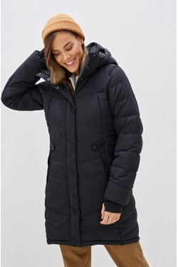 Bergans Пальто W19 Down Lady Parka Black Mel 7635