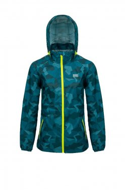 Mac in a Sac Куртка S19 Edition unisex Teal camo (бирюзовый)