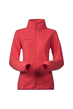 Bergans Кофта Bergans W19 Ylvingen Lady Jkt Strawberry/Red 1691