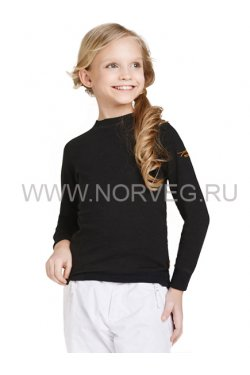 Norveg Кофта NORVEG Active Kids чёрный