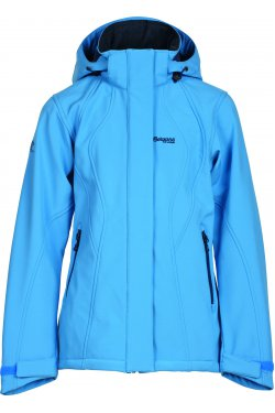 Bergans Куртка FOLLA GIRL Lt.Winter Sky/Navy 6357