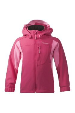 Bergans Куртка Reine Kids HotPink/Lollipop 6938