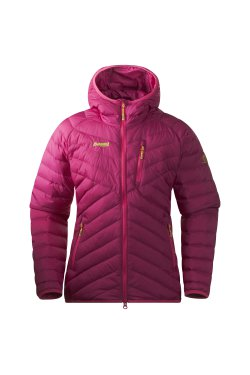 Bergans Куртка JOSTEN YOUTH GIRL W16 Cerise/HotPink/Citrus 7621