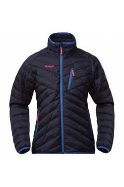 Bergans Куртка JOSTEN YOUTH GIRL W16 Navy/WarmCobalt/HotPink 7621