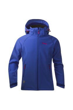 Bergans Куртка VENNESIA YOUTH GIRL W16 WarmCobalt/HotPink 6937