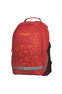 Bergans Рюкзак БЕРГАНС 25L Happy Flowers, Red